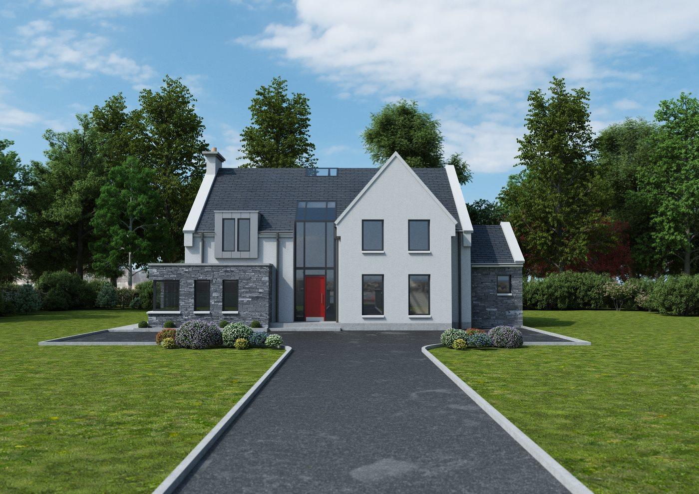 New Ross House Nigel Redmond Architecture Amp Building